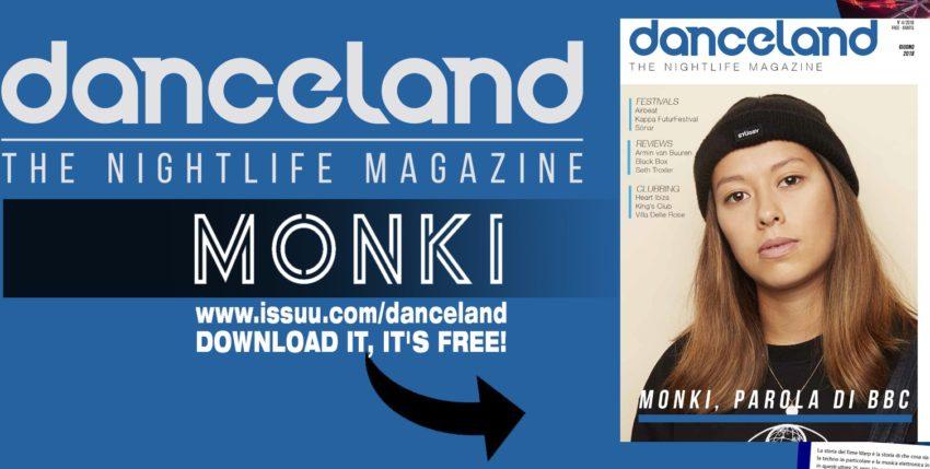 Ed ecco Danceland di giugno 2018 con Monki