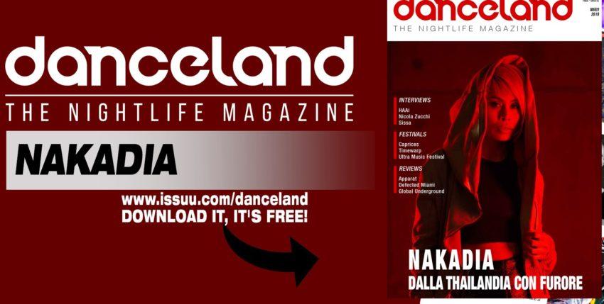 Danceland di marzo 2019 punta alla Thailandia