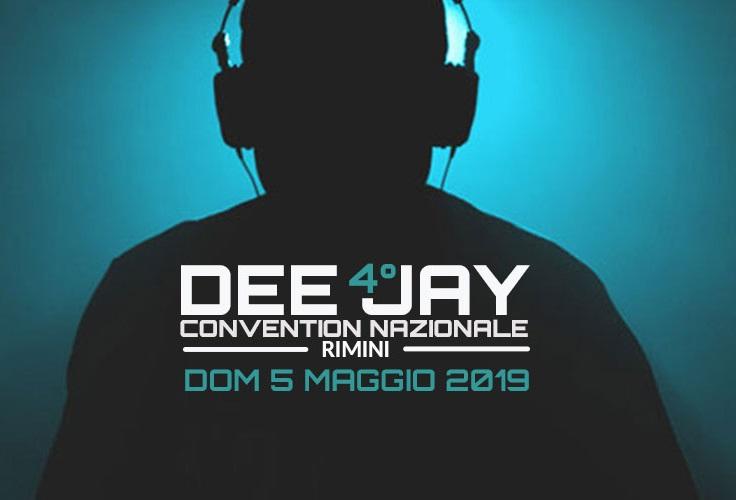 Conto alla rovescia per la IV Convention DeeJay