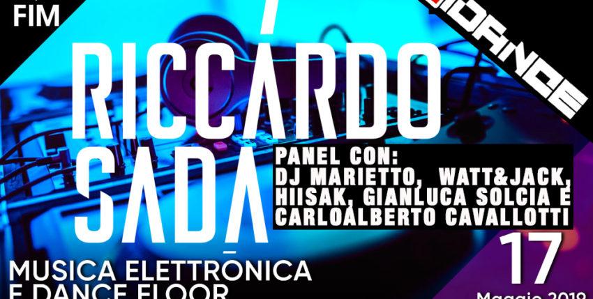 Riccardo Sada & Friends: Midance arriva anche al FIM