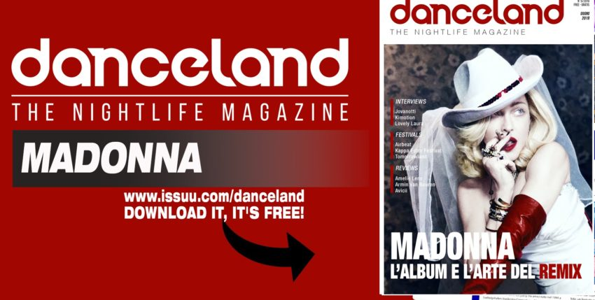 Sul nuovo Danceland, giugno 2019, c'è Madonna