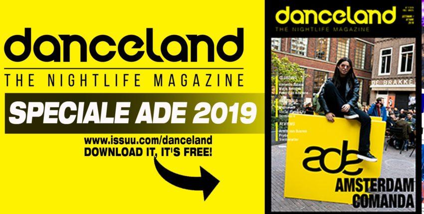 Danceland di settembre-ottobre 2019 è tutto sull'ADE