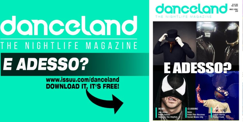 Danceland dedica la sua cover story alla pandemia