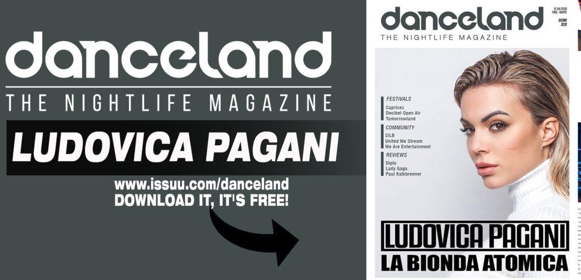 Ludovica Pagani la protagonista del nuovo numero di Danceland