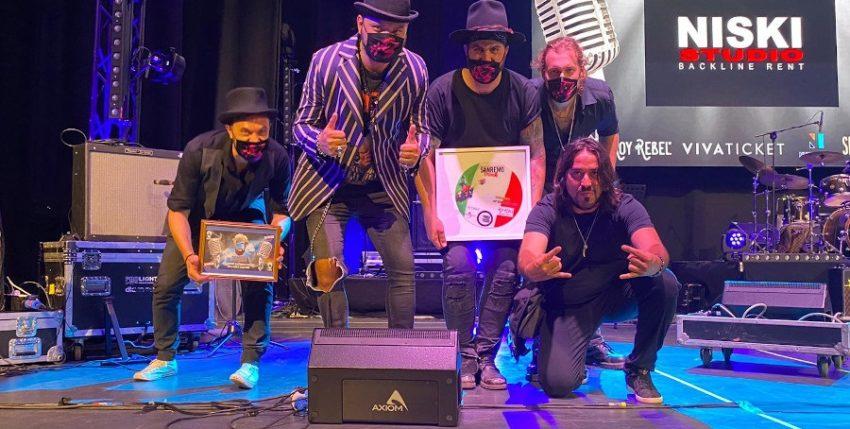 La 33esima edizione di Sanremo Rock vinta dai Magenta#9