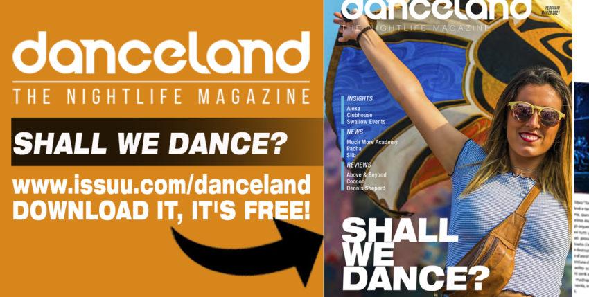 Ecco il primo Danceland dell'anno 2021