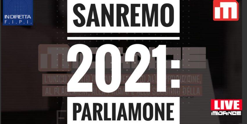 "F.I.P.I. & Midance presentano ""Sanremo 2021: parliamone"""