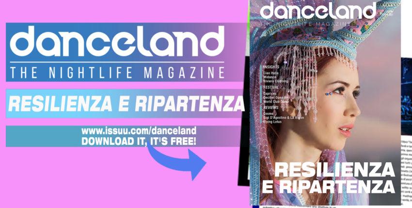 Danceland di giugno / luglio 2021 online